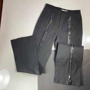 Vertigo Paris Pants, Zipper Hip to Hem Front-HP!🥳